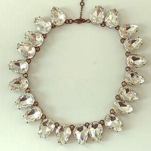 BaubleBar Jewelry - BaubleBar Clear Gum Drop Strand